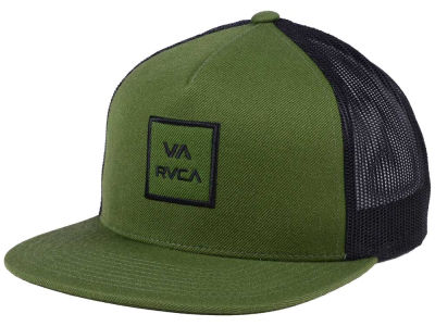 RVCA VA All The Way Trucker