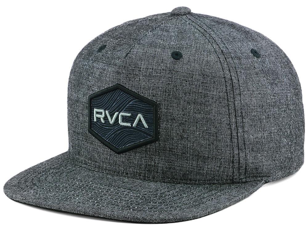 252cec33511 RVCA Commonwealth Snapback II Cap