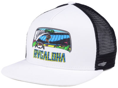 RVCA Aloha Wave Trucker Hat