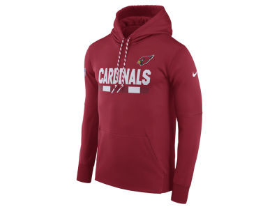 Arizona Cardinals Nike NFL Men's Therma Hoodie