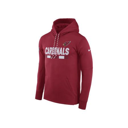 Arizona Cardinals Nike NFL Men's Therma Hoodie