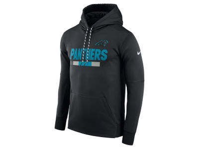 Carolina Panthers Nike NFL Men's Therma Hoodie