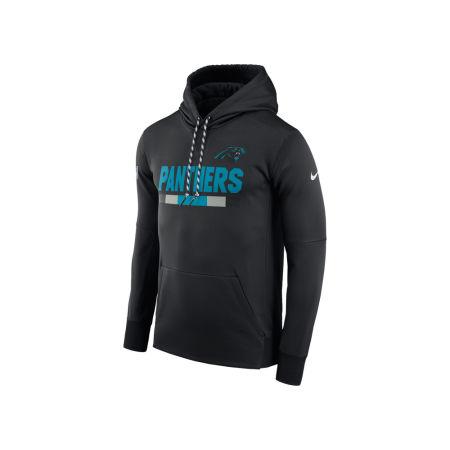 Carolina Panthers Nike NFL Men's Therma Hoodie