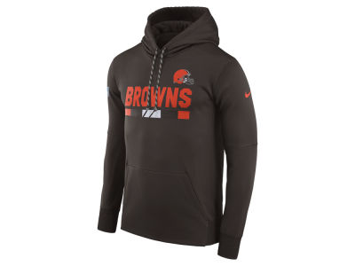 Cleveland Browns Nike NFL Men's Therma Hoodie