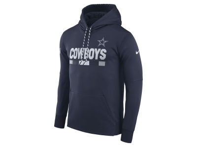 Dallas Cowboys Nike NFL Men's Therma Hoodie