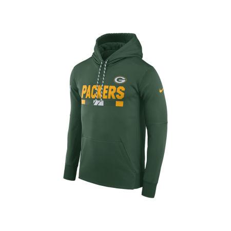 Green Bay Packers Nike NFL Men's Therma Hoodie