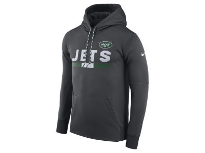 New York Jets Nike NFL Men's Therma Hoodie