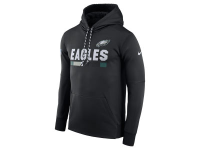 Philadelphia Eagles Nike NFL Men's Therma Hoodie