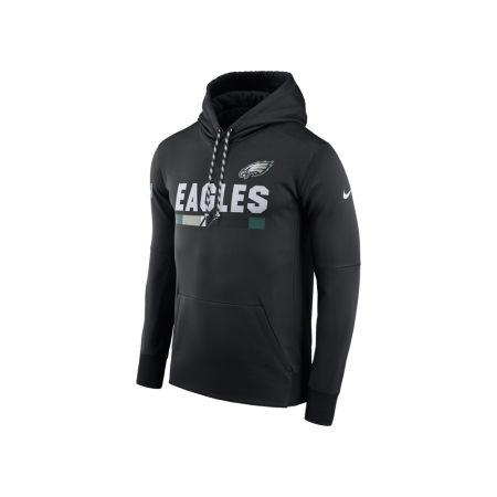 Philadelphia Eagles Nike NFL Men's Therma Hoodie
