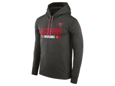 Tampa Bay Buccaneers Nike NFL Men's Therma Hoodie