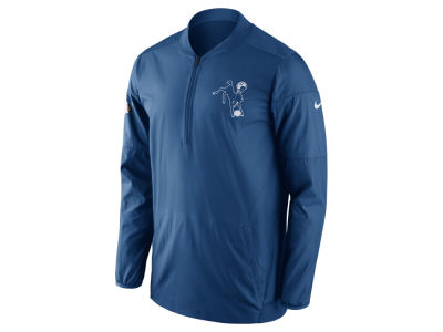 Indianapolis Colts Nike NFL Men's Lockdown Quarter Zip Jacket