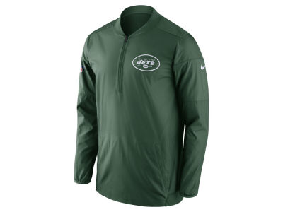 New York Jets Nike NFL Men's Lockdown Quarter Zip Jacket