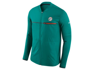 Miami Dolphins Nike NFL Men's Alternate Shield Hybrid Jacket