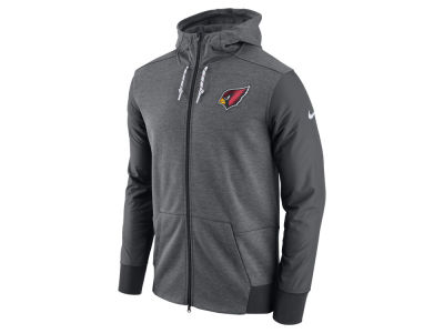 Arizona Cardinals Nike NFL Men's Travel Full Zip Hoodie