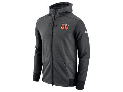Cincinnati Bengals Nike NFL Men's Travel Full Zip Hoodie
