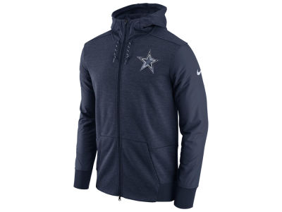 Dallas Cowboys Nike NFL Men's Travel Full Zip Hoodie