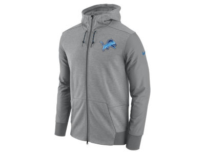 Detroit Lions Nike NFL Men's Travel Full Zip Hoodie