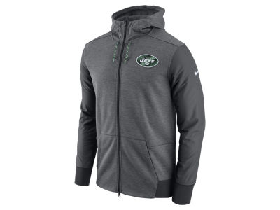 New York Jets Nike NFL Men's Travel Full Zip Hoodie