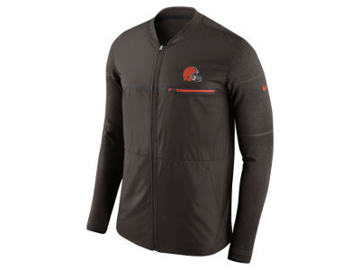 Cleveland Browns Nike NFL Men's Shield Hybrid Jacket