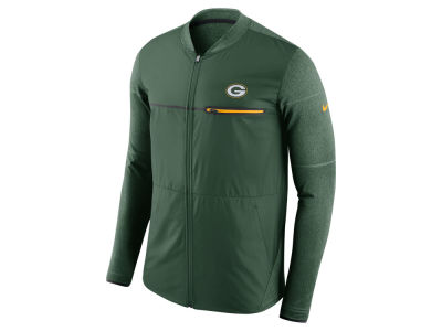 Green Bay Packers Nike NFL Men's Shield Hybrid Jacket