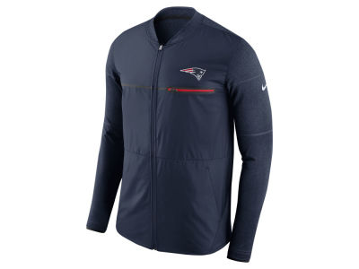 New England Patriots Nike NFL Men's Shield Hybrid Jacket