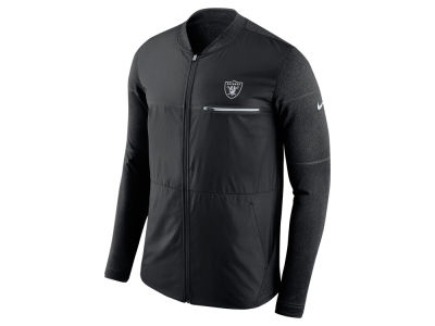 Oakland Raiders Nike NFL Men's Shield Hybrid Jacket