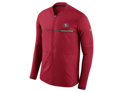 San Francisco 49ers Nike NFL Men's Shield Hybrid Jacket