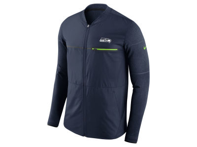 Seattle Seahawks Nike NFL Men's Shield Hybrid Jacket