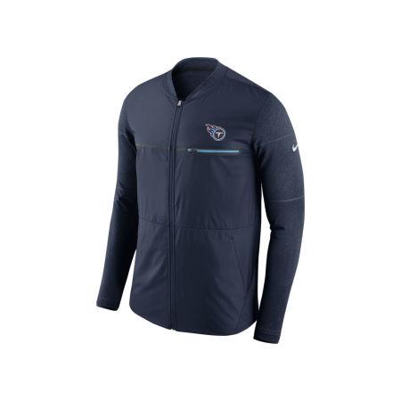 Tennessee Titans Nike NFL Men's Shield Hybrid Jacket