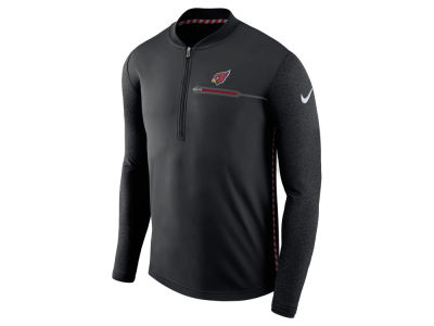 Arizona Cardinals Nike NFL Men's Coaches Quarter Zip