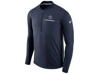 Dallas Cowboys Nike NFL Men's Coaches Quarter Zip