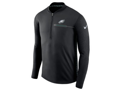 Philadelphia Eagles Nike NFL Men's Coaches Quarter Zip