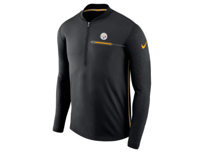 Pittsburgh Steelers Nike NFL Men's Coaches Quarter Zip
