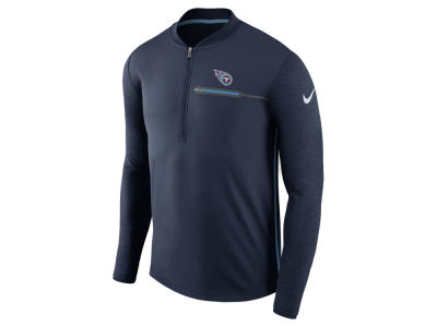 Tennessee Titans Nike NFL Men's Coaches Quarter Zip
