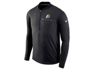 Washington Redskins Nike NFL Men's Coaches Quarter Zip