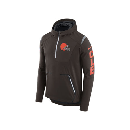 Cleveland Browns Nike NFL Men's Alpha Fly Jacket