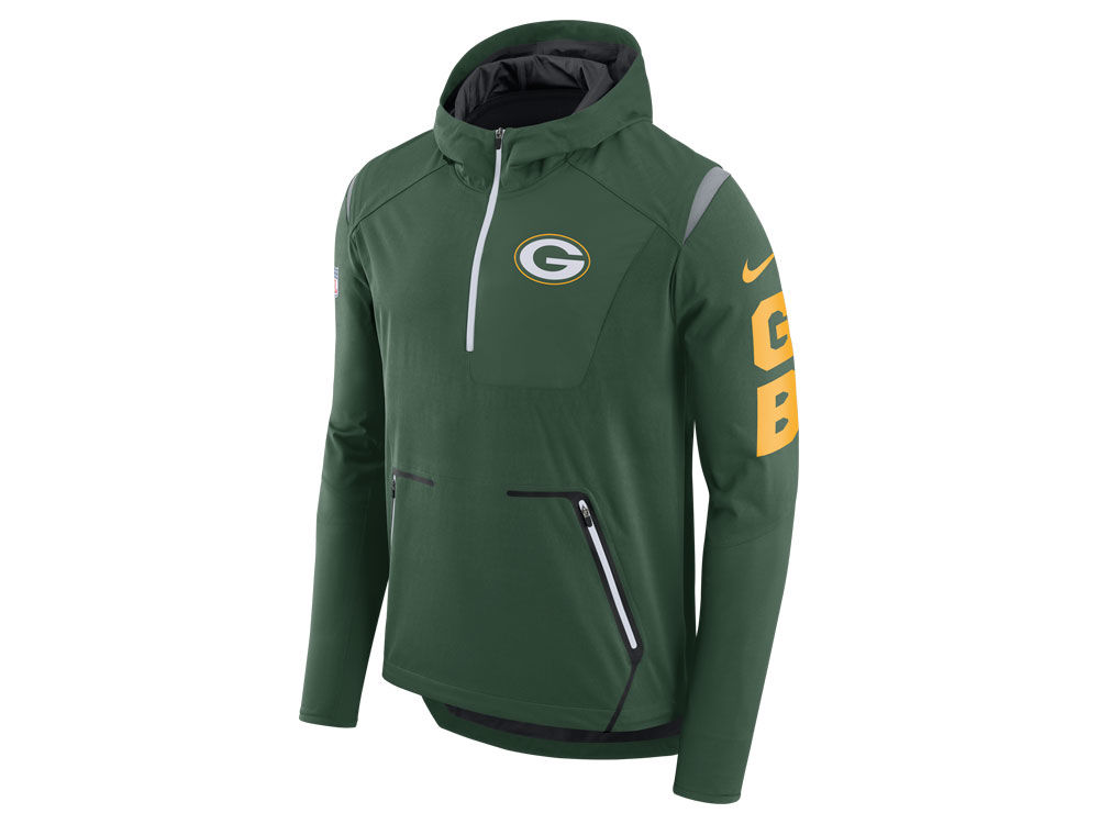 0cd68a51e Green Bay Packers Nike NFL Men s Alpha Fly Jacket