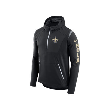 New Orleans Saints Nike NFL Men's Alpha Fly Jacket