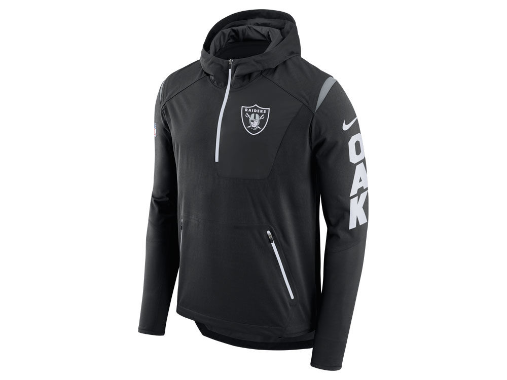 c0f4349ab Oakland Raiders Nike NFL Men s Alpha Fly Jacket