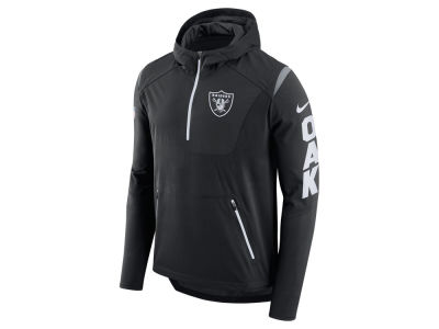 Oakland Raiders Nike NFL Men's Alpha Fly Jacket