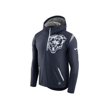 Chicago Bears Nike NFL Men's Lightweight Fly Rush Jacket