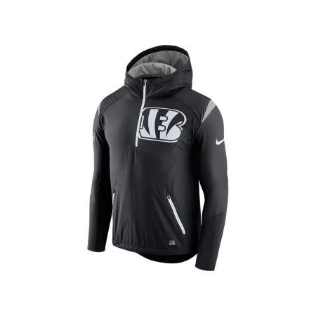 Cincinnati Bengals Nike NFL Men's Lightweight Fly Rush Jacket
