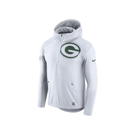 Green Bay Packers Nike NFL Men's Lightweight Fly Rush Jacket