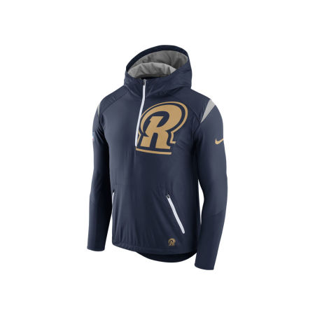 Los Angeles Rams Nike NFL Men's Lightweight Fly Rush Jacket