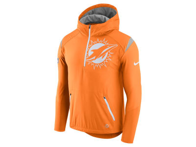 Miami Dolphins Nike NFL Men's Lightweight Fly Rush Jacket
