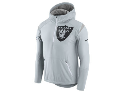 Oakland Raiders Nike NFL Men's Lightweight Fly Rush Jacket
