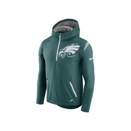 Philadelphia Eagles Nike NFL Men's Lightweight Fly Rush Jacket