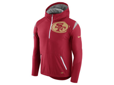 San Francisco 49ers Nike NFL Men's Lightweight Fly Rush Jacket