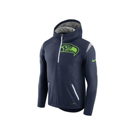 Seattle Seahawks Nike NFL Men's Lightweight Fly Rush Jacket