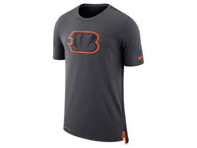 Cincinnati Bengals Nike NFL Men's Travel Mesh T-Shirt